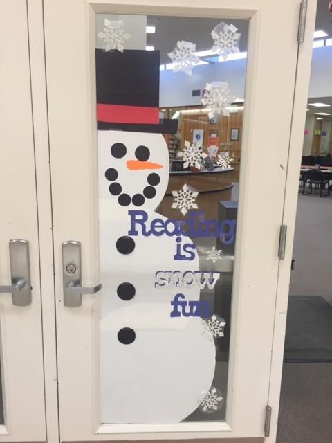 snowman door2